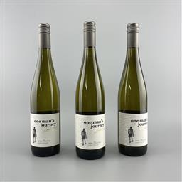 Sale 9257W - Lot 966 - 3x 2020 One Mans Journey Riesling, Eden Valley