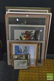 Sale 8214 - Lot 2030 - Collection of Framed Prints, various sizes