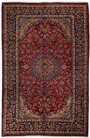 Sale 8372C - Lot 23 - A Persian Najafabad From Isfahan Region 100% Wool Pile On Cotton Foundation, 360 x 237cm
