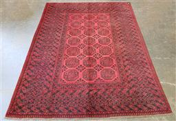 Sale 9215 - Lot 1501A - Persian hand knotted pure wool Kundus (264 x 193cm)