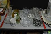 Sale 8548 - Lot 2413 - Collection of Glassware