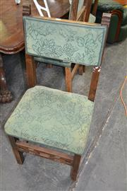 Sale 8115 - Lot 1413 - Set of 8 Victorian Dining Chairs