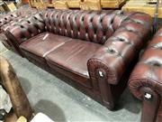 Sale 8896 - Lot 1025 - Chesterfield Lounge