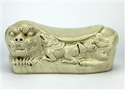 Sale 8153 - Lot 48 - Ding Ware Figural Pillow