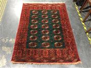 Sale 9006 - Lot 1015 - Red Toned Carpet (163 x 120cm)