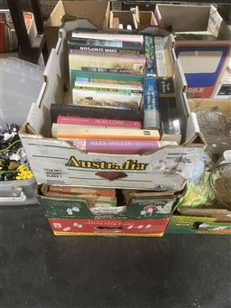 Sale 9101 - Lot 2200 - Three Boxes Of Books