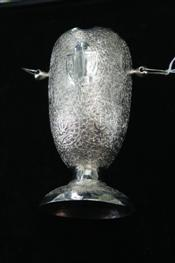 Sale 7877 - Lot 49 - Sterling Silver Vase