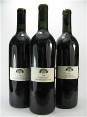 Sale 8238B - Lot 50 - 3x 1993 Tollana Estate Cabernet Sauvignon, Eden Valley