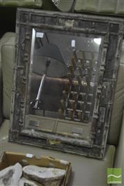 Sale 8326 - Lot 1219 - Small Framed Mirror