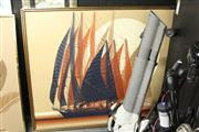 Sale 8332 - Lot 2042 - Letterman (XX) - Yachts, acrylic on canvas, 121 x 151cm, signed lower right