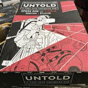 Sale 8801W - Lot 63 - 24x Untolds Spiced Rum & Cola Cans 6%, 375ml