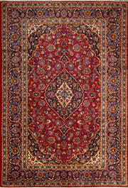 Sale 8345C - Lot 63 - Persian Kashan 230cm x 335cm