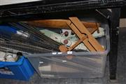 Sale 8346 - Lot 2419 - Box of Model Trains and Boats