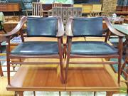 Sale 8451 - Lot 1025 - Radstad & Relling Pair of Bambi Chairs in Rosewood