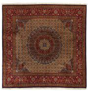 Sale 8372C - Lot 76 - An Iranian Rug, Khorasan Region, Very Fine Wool And Silk Pile., 240 x 244cm
