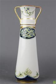 Sale 8775 - Lot 89 - An Early Moorcroft Twin Handle Vase