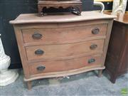 Sale 8648C - Lot 1003 - French Style 3 Drawer Commode