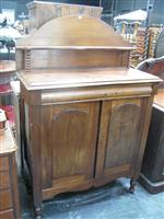 Sale 7919A - Lot 1719 - Colonial Cedar Chiffonier with Single Drawer & 2 Panel Doors