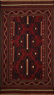 Sale 8370C - Lot 35 - Persian Somak 110cm x 195cm