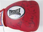 Sale 8450S - Lot 783 - All Blacks 2004 - signed Lonsdale 10oz. Boxing Glove