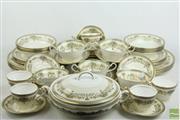 Sale 8494 - Lot 12 - Aynsley Henley Dinner Service