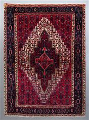 Sale 8545C - Lot 90 - Persian Sananjad 155cm x 137cm