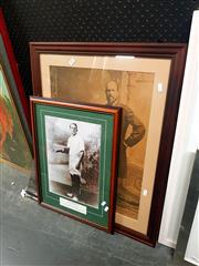 Sale 8682 - Lot 2065 - Pair of Framed Prints