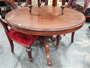 Sale 8925 - Lot 1088 - A cedar occasional table with round top and tripod base