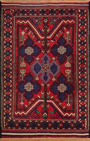Sale 8370C - Lot 36 - Persian Somak 160cm x 105cm