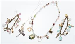 Sale 9091F - Lot 248 - Three Sweet Papillon bracelets, new in gift bags.