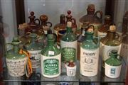 Sale 8014 - Lot 73 - Assortment of Whisky &  Port Decanters