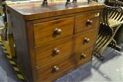 Sale 8058 - Lot 1056 - Cedar Chest of 4 Drawers