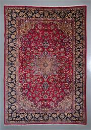 Sale 8545C - Lot 92 - Persian Kashan 365cm x 255cm