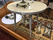 Sale 8889 - Lot 1317 - Round Retro Side Table