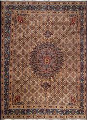 Sale 8370C - Lot 38 - Persian Moud 225cm x 296cm