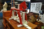 Sale 8489 - Lot 1046 - Painted Timber Rocking Horse