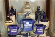 Sale 8014 - Lot 74 - Wade  Boac  Jug, incl. S.Clement Martell Cognac & Others