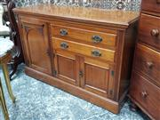 Sale 8831 - Lot 1019 - Late C19th Sideboard Base