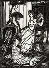 Sale LM7825 - Lot 26 - THEA PROCTOR (1879-1966) - 1875 c1932 woodcut on cream rice paper, edition: no. 14