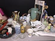 Sale 8659 - Lot 2491 - Sundries incl Figurines & Paperweights
