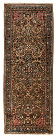 Sale 8800C - Lot 168 - A Persian Kohpaye From Isfahan Region 100% Wool Pile, 218 x 84cm