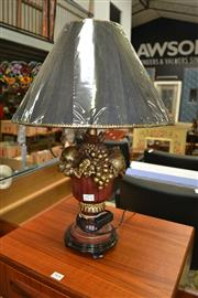 Sale 8138 - Lot 971 - Table Lamp with Shade