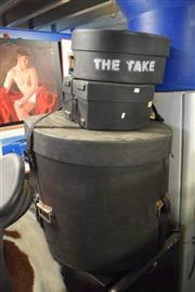 Sale 8346 - Lot 2160 - Collection of Drum Cases
