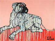 Sale 8826A - Lot 5018 - Yosi Messiah (1964 - ) - Chilling Out 91.5 x 122cm