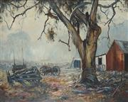 Sale 8881A - Lot 5092 - Terry Gleeson (1934 - 1976) - Morning Solitude 59.5 x 74 cm