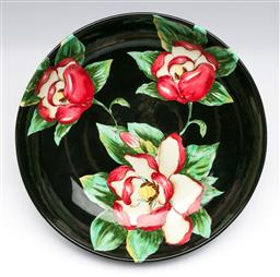 Sale 9175 - Lot 224 - A Royal Staffordshire Ceramic Hand Painted Bowl by Clarice Cliff (Dia: 30cm)