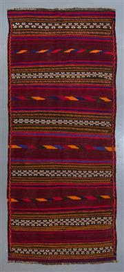 Sale 8545C - Lot 99 - Persian Kilim 260cm x 100cm
