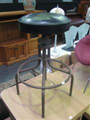 Sale 7933A - Lot 1121 - Industrial Stool