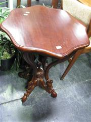 Sale 7937A - Lot 1157 - Mahogany Occasional Table