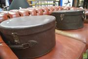 Sale 8326 - Lot 1200 - 2 Hatboxes